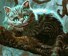 alice no pais das maravilhas | Tumblr Cheshire Cat Tim Burton, Cheshire Cat Alice In Wonderland, Cheshire Cat Wallpaper, Gato Alice, Wallpaper Gatos, Tv Movie, Tim Burton Art, Chesire Cat, Doodle Drawings