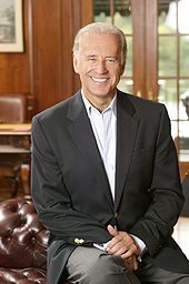 Ann: What is your ideal man?    Leslie: He has the brains of George Clooney in the body of Joe Biden.