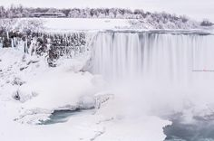 Winter Special: Niagara Falls Tour from Toronto Enjoy a full-day trip from Toronto to Niagara Falls, at a special winter price. Tour includes pickup and return from select downtown Toronto Hotels.A courtesy vehicle will pick you up from your Toronto hotel between 8:15am and 8:40am (depending on your hotel) and transfer you to your warm tour bus. As you head to the Falls, a certified Niagara Falls Tour Guide will point out various points of interest.Once you reach Niagara Fall...
