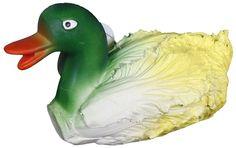 cabbage duck toy