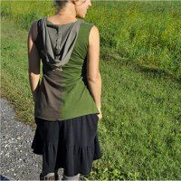 Sewing Tutorials Women's Jersey Hooded Tunic