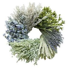 Preserved Tranquility Wreath $38