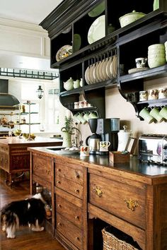 Seeking Inspiration:  Kitchens
