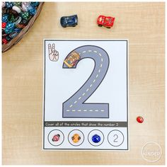 A Pinch of Kinder - October 2019 - My kids LOVED this, especially the boys! Trace the number and then cover all of the circles that show that number with a flat marble. A simple + engaging math centre for Kindergarten! Autumn Activities, Preschool Activities, Fall Packing, High School Counseling, Learning Quotes, Education Quotes, Educational Leadership, Educational Technology, Preschool At Home