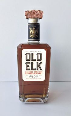 Old Elk Blended Straight Bourbon Whiskey; Has anyone tried this yet? http://ift.tt/2qw3qAX