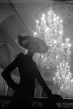 Fashion photographer, by Norman Parkinson