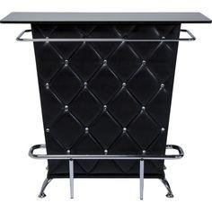 bar lady rock noir 120cm kare design