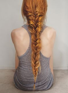 This is what my hair use to look like before I cut it :'(                                                                                                                                                                                 More