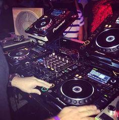 nice cdj setup  #decks #dj_porn