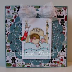 DT Inspiration - The Night Before Christmas - All Dressed up Challenge blog: December New Release Part 1