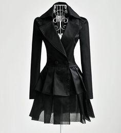 Slim long-sleeved windbreaker jacket AX112807ax