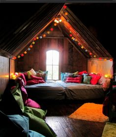 Future Room <3 good in an attic maybe?