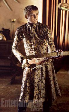 Game of Thrones   Joffrey Baratheon (Jack Gleeson) via Entertainment Weekly