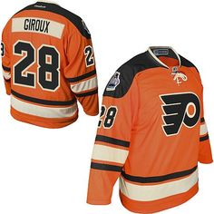 Bernie Parent-Buy 100% official Reebok Bernie Parent Men s Premier Official  Winter Classic Orange 226c87eaa