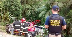 Acidente em Corupá deixa mortos e ao menos 20 feridos na BR-280 em SC