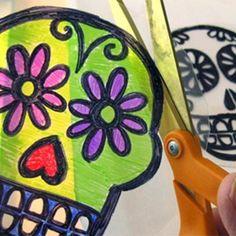 Dia de Los Muertos on Pinterest | Papel Picado, Altars and ...