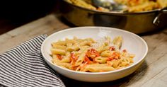 YOU SHOULD DEFINITELY BE PUTTING VODKA IN YOUR PASTA