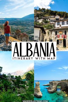 Your perfect Albania itinerary by bus with the best things to do in Albania – Best Europe Destinations Europe Destinations, Europe Travel Tips, Travel Advice, European Travel, Europe Places, Europe Packing, Backpacking Europe, Packing Lists, Travel Deals