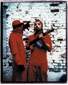 The blood gang is the biggest most violent gang of all.  They use rape, murder and many other violent crimes as initiations to get other kids in the gang.  Young kids look up to the older gang members and want to be just like them.  Somehow, socially, it has got to be made unappealing to become a gang member.  The black community will be the only people that can get through to these kids and I'm not sure how that will happen.