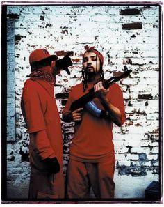 History of gang culture in America - BOYZ 'N THE BLOOD