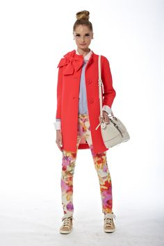 #behindthecurtain kate spade new york spring 2014