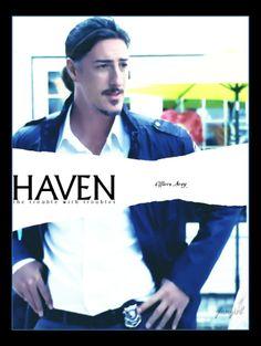 Eric Balfour Season 4 of Haven, as Duke Crocker
