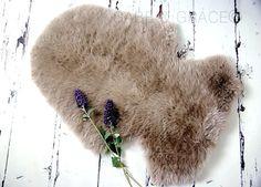 Gabe & Grace Stokke Style Lambskin / Sheepskin / Fur Stroller/
