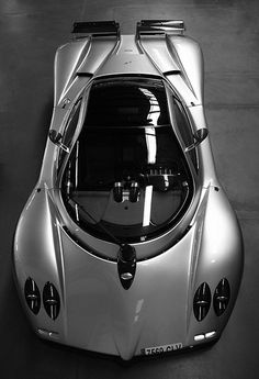 Pagani Zonda | One of the most beautiful cars ever made.