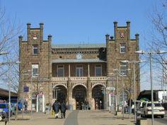 Der Mindener Bahnhof