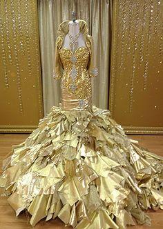 Gorger Kayla Gypsy Wedding Dress #MBFAGW