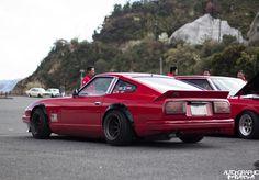 Rad Racer — Datsun 280zx
