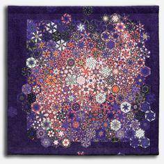 Чудеса из одного блока: текстильные калейдоскопы Bruce Seeds - Ярмарка Мастеров - ручная работа, handmade