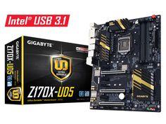 Mother Gigabyte GA-Z170X-UD5 Socket 1151