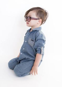 Kardashian kids collection for boys kind of rule check it out at babies r us..