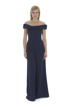 a8733f2468 The Pretty Dress Company Thea French Crepe Jumpsuit