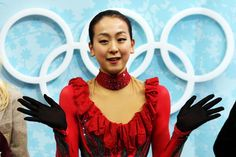 At the 2010 Olympic Winter Games in Vancouver, Japanese and World Figure Skating Champion Mao Asada won a silver medal. Photo Credit: Photo by Cameron Spencer - Getty Images (594×396) http://figureskating.about.com/od/famousfemaleiceskater1/ig/Mao-Asada-Photo-Gallery/Mao-Asada---2010-Olympics.htm