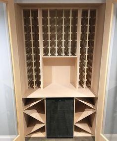 Wine Storage Cabinets | Mahogany Wine Cabinet By Kessick Wine Cellars |  Appliancist | The Wine Room Michelu0026Mark | Pinterest | Wine Storage Cabinets,  ...