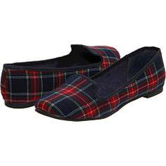 Tartan shoes, I'm in love.
