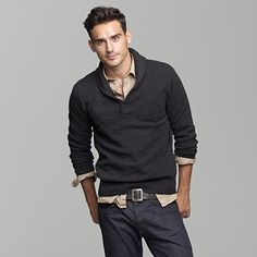 cool look, laidback #menswear, man style, fashion, guy, clothing, modern man--Wish hubby would wear something like this!