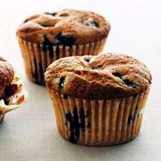 Blueberry Muffins - Low Calorie Recipe
