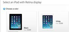 #Apple retira su iPad 2, lo sustituye por el de cuarta generación, y presenta un #iPhone más barato