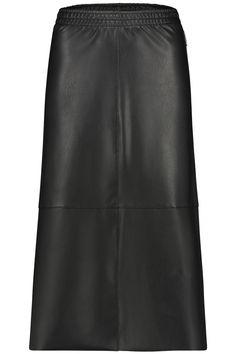 Penn & Ink N.Y Damen Kunstlederrock Schwarz | SAILERstyle Leather Skirt, About Me Blog, Ink, Mode Design, Skirts, Black, Products, Fashion, Nice Asses