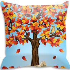 Capa Almofada Fall tree