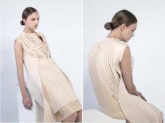 dis/sect_Minette Shuen fashion designer Photography: Kristina Yenko / Hair- MUA: Samantha Wilson http://minetteshuen.com/