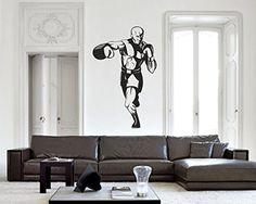 Ik1369 Wall Decal Sticker Kick Boxing Ring Gloves Tournament Living Room Gym StickersForLife http://www.amazon.com/dp/B00Z393IPW/ref=cm_sw_r_pi_dp_NEeDvb19R1813