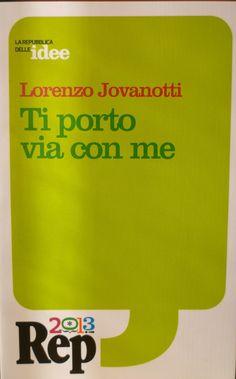 Ti porto via con me - Lorenzo Jovanotti