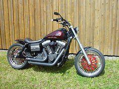 Harley-Davidson Street Bob Custom TOP ZUSTAND/ Einzelstück