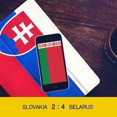 Slovakia  2 : 4  Belarus ... Ice Hockey World Championship 2016 Follow me please! @hc_dinamominsk  #robinsonclub #design #blog #goodnight #night #slovakia #travel #like4like #likeforlike #minsk #vscocam #iihf #hockey #follow #graphicdesign #followme #donald #morning #dizzoma #light #instagood #minecraft #russian #timelapse #montenegro #gopro #goodmorming #1tv #storm by dizzoma