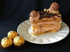 Nutella-lover's dream cake