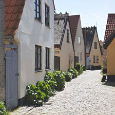 Dragør Old Town {Copenhagen GUIDE}